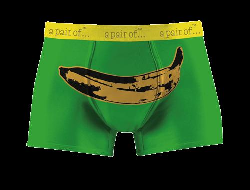 Kalsonger med banan!