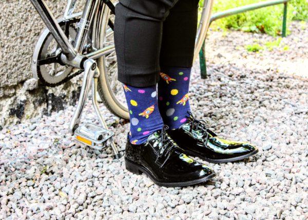 cool socks rocket sock