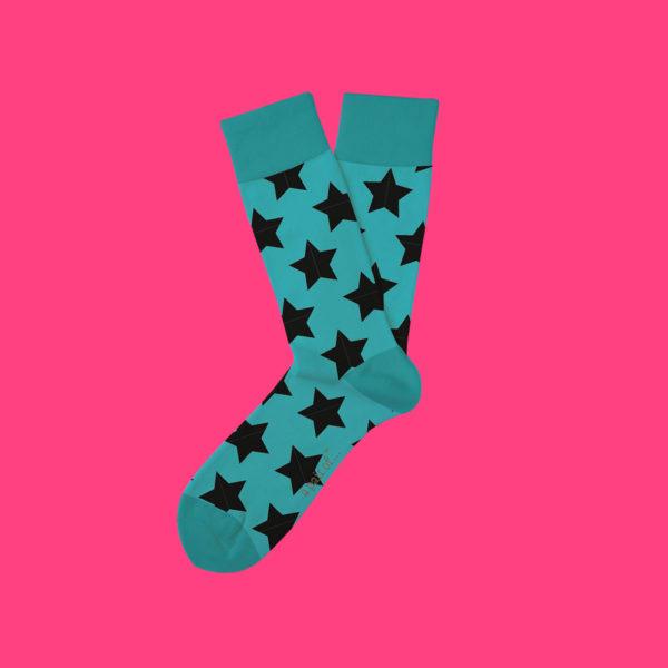 Strumpor med stjärnor!