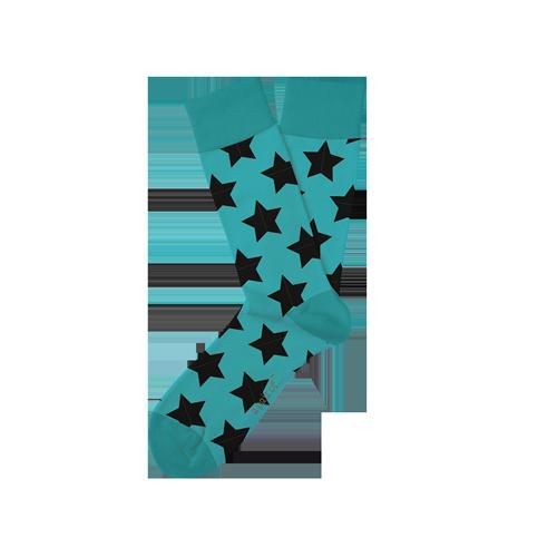 Strumpor med stjärnor
