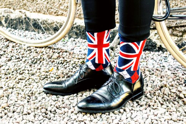 union jack sock cool socks