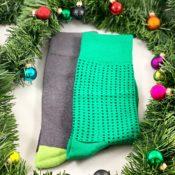 Gröna strumpor från Cool Socks