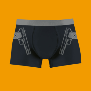 guns trunk coolsocks